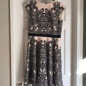 Maggy London midi dress